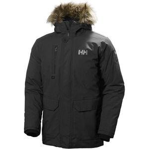 Helly Hansen Svalbard Parka Herr black black