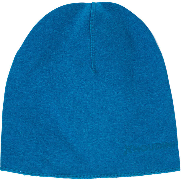 Houdini Toasty Top Hat Heather hodde blue