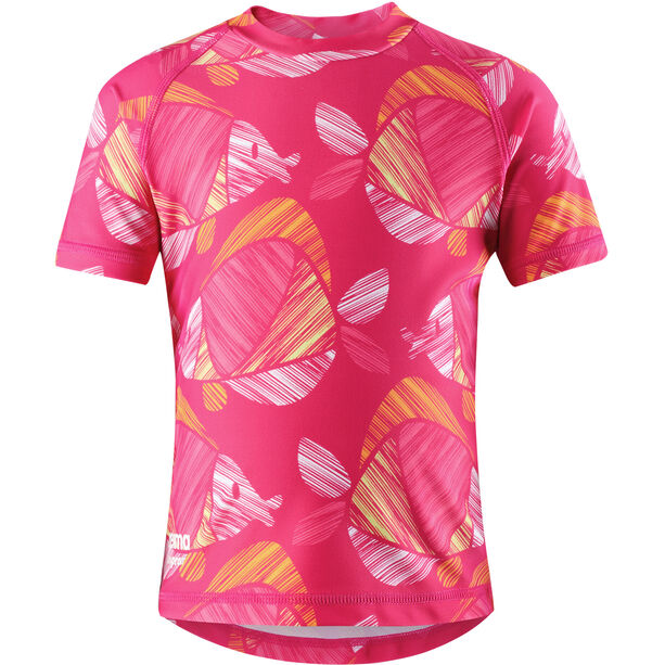 Reima Ionian Swim Shirts Barn candy pink