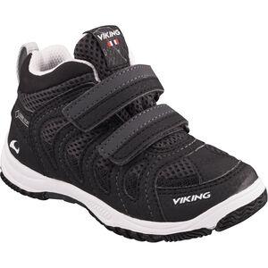 Viking Footwear Cascade II GTX Mid Shoes Barn black/grey black/grey