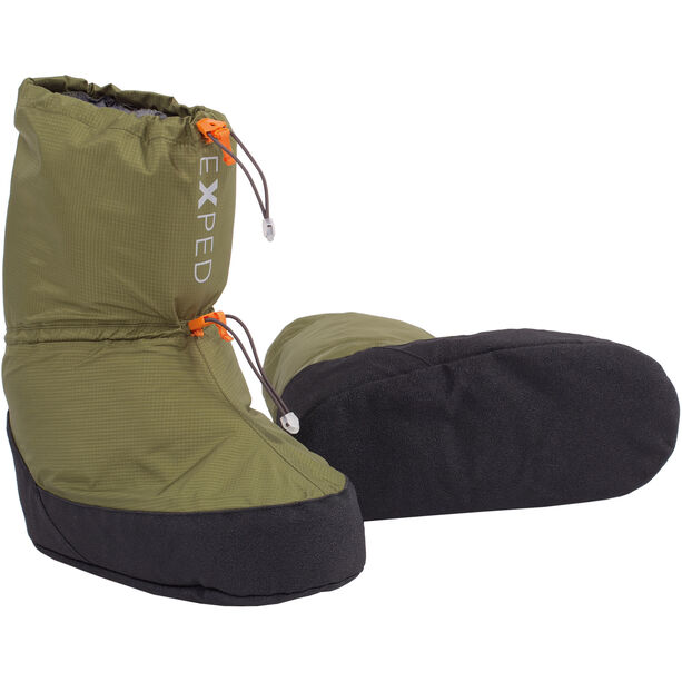 Exped Bivy Booties Unisex moss green