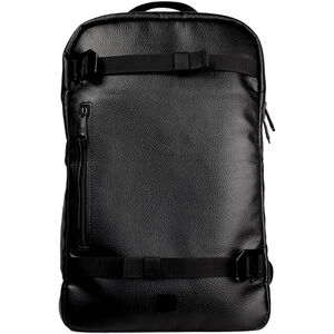 Douchebags The Scholar Backpacks black leather black leather