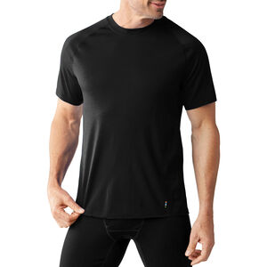 Smartwool Merino 150 Short Sleeve Herr black black