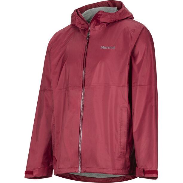 Marmot PreCip Eco Plus Jacket Herr Brick