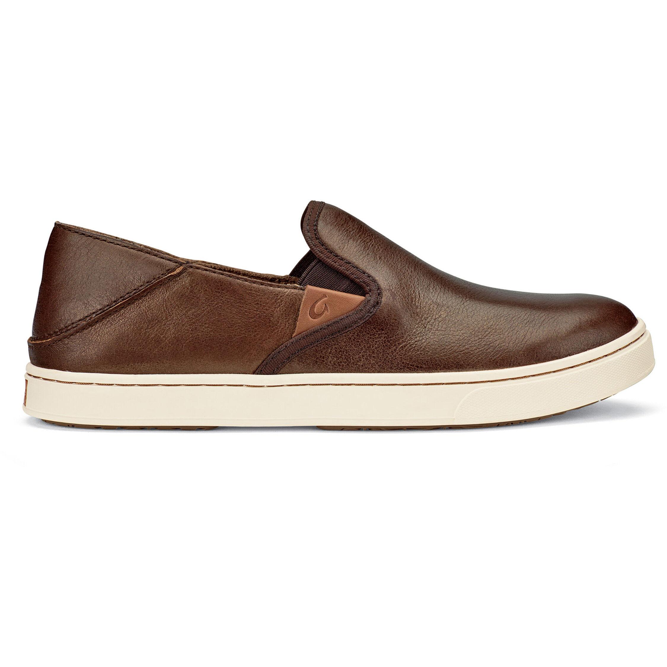 Women's Meru Dark Brown Recovery Sandals