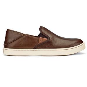 OluKai Pehuea Leather Shoes Dam bronze/dark java bronze/dark java