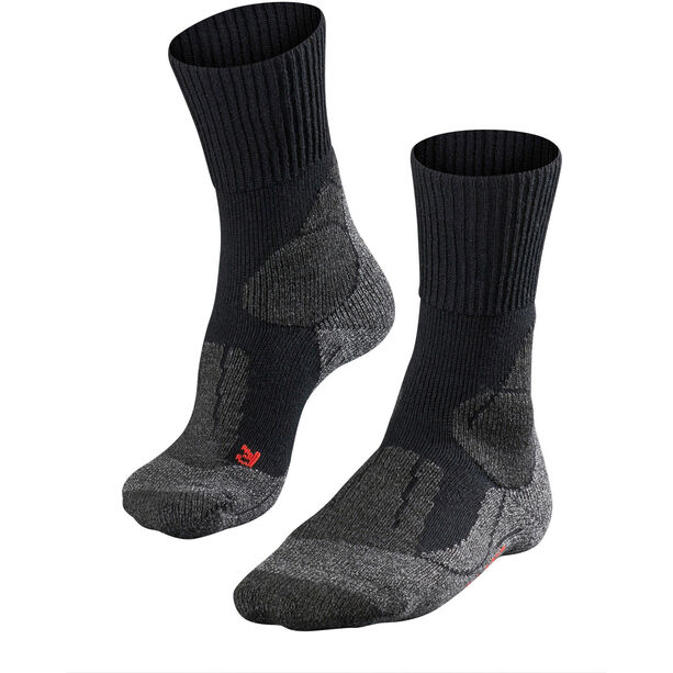 Falke TK1 Trekking Socks Herr black-mix