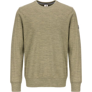 super.natural Waterton Crew Pullover Men Bamboo 3D Bamboo 3D