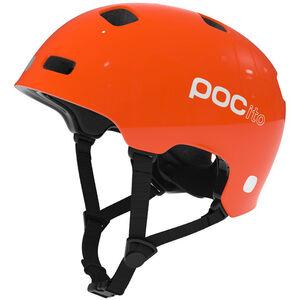 POC Pocito Crane Helmet Barn orange orange