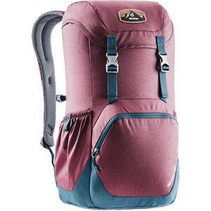 Deuter Walker 20 Backpack maron/midnight maron/midnight