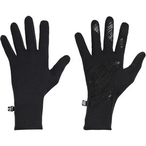 Icebreaker Quantum Gloves Black Black