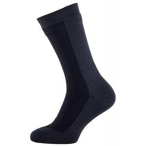 Sealskinz Hiking Mid Socks black/anthracite black/anthracite