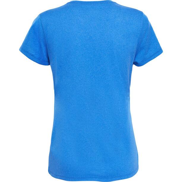 The North Face Reaxion Amp Crew Shirt Dam amparo blue heather