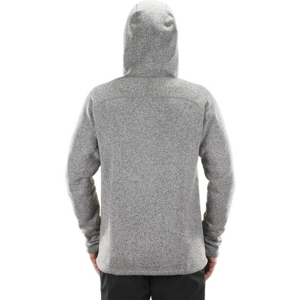 Haglöfs Swook Logo Hoody Jacket Herr concrete