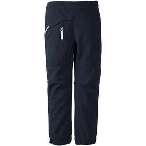 Didriksons 1913 Juvel Softshell Pants Barn navy navy