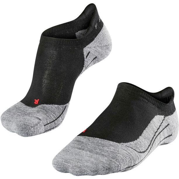 Falke RU4 Invisible Running Socks Dam black-mix