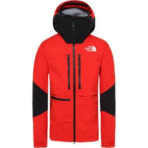 The North Face L5 Jacket Herr fiery red/tnf black fiery red/tnf black