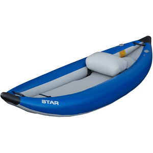 NRS STAR Outlaw I Inflatable Kayak blue blue