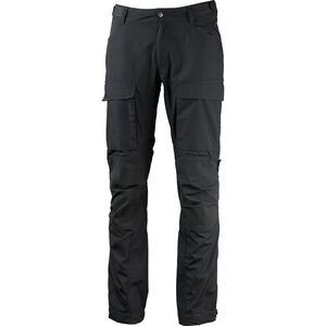 Lundhags Authentic II Pants Herr granite/charcoal granite/charcoal