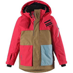 Reima Rondane Winter Jacket Barn strawberry red strawberry red