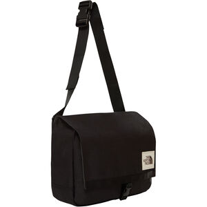 The North Face Berkeley Satchel tnf black heather tnf black heather