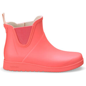 Tretorn Charlie Rubber Boots Dam red red