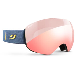 Julbo Skydome Multilayer Fire Herr darkblue-yellow/zebra light red/red darkblue-yellow/zebra light red/red