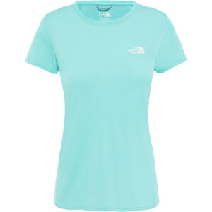 The North Face Reaxion Ampere Crew Shirt Dam mint blue heather mint blue heather