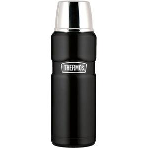Thermos Stainless King Thermos 1,2l matt black matt black