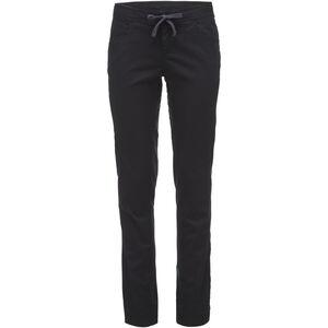 Black Diamond Credo Pants Dam black black