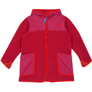 Finkid Kodikas Fleece Jacket Barn cranberry/grenadine cranberry/grenadine