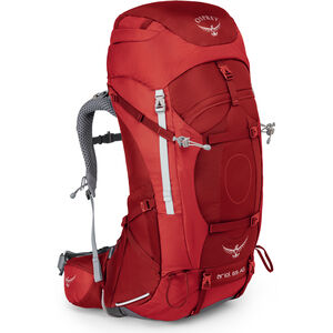 Osprey Ariel AG 65 Backpack Dam picante red picante red