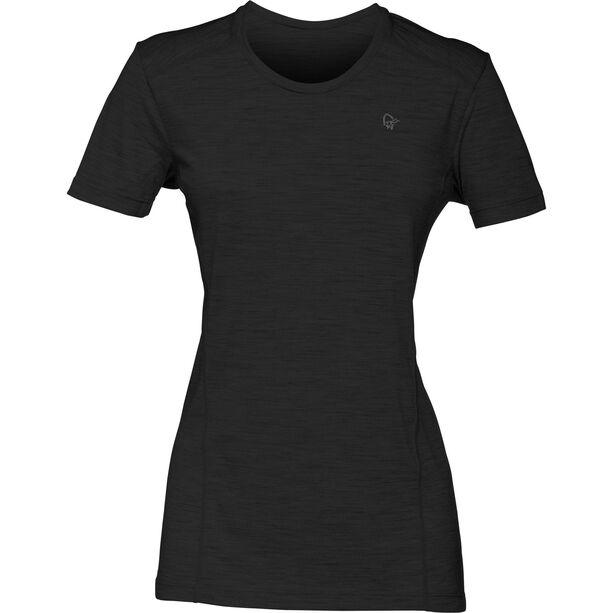 Norrøna Wool T-shirt Dam caviar