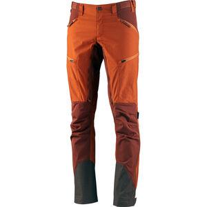 Lundhags Makke Pants Herr Amber/Rust Amber/Rust