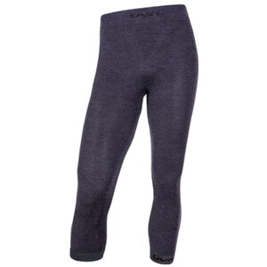 UYN Fusyon Cashmere UW Medium Pants Herr grey rock/black grey rock/black