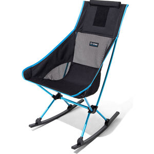 Helinox Two Rocker Chair black/blue black/blue
