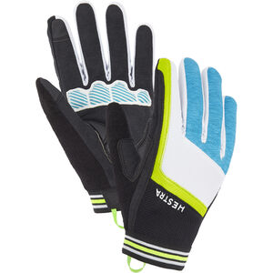 Hestra Bike Guard Long Finger Gloves petrol petrol