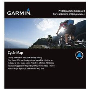 Garmin OSM Europa-cykelkarta 2014