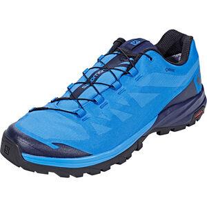 Salomon Outpath GTX Shoes Herr indigo bunting/navy blazer/black indigo bunting/navy blazer/black