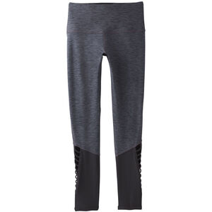 Prana Bohemio 7/8 Leggings Dam black heather black heather