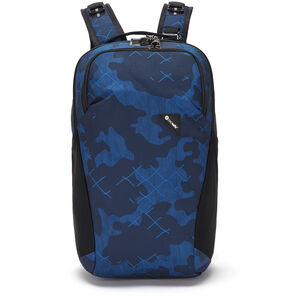 Pacsafe Vibe 20 Backpack blue camo blue camo