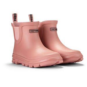 Tretorn Aktiv Chelsea Rubber Boots Barn Light Rose Light Rose