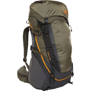 The North Face Terra 55 Backpack tnf dark grey heather/new taupe green tnf dark grey heather/new taupe green