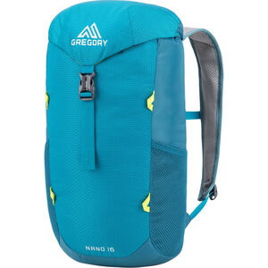 Gregory Nano 16 Backpack meridian teal meridian teal