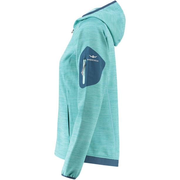 Kaikkialla Tanja Fleece Jacket Dam light blue