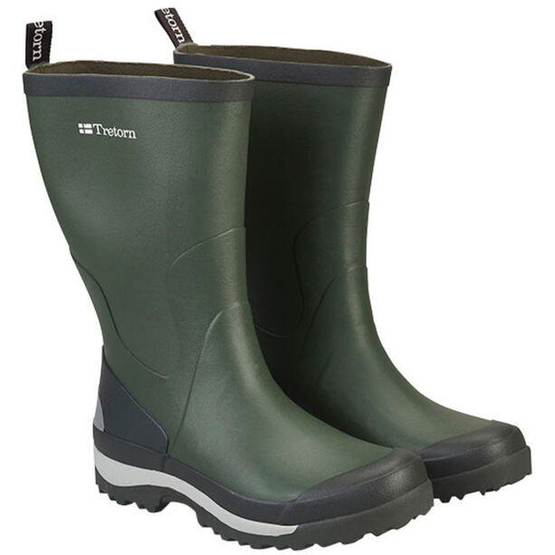 Tretorn Terräng Rubber Boots green