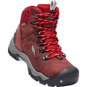 Keen Revel III Shoes Dam racing red/eggs racing red/eggs