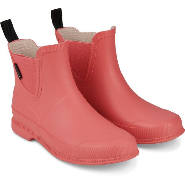 Tretorn Eva Låg Rubber Boots coral