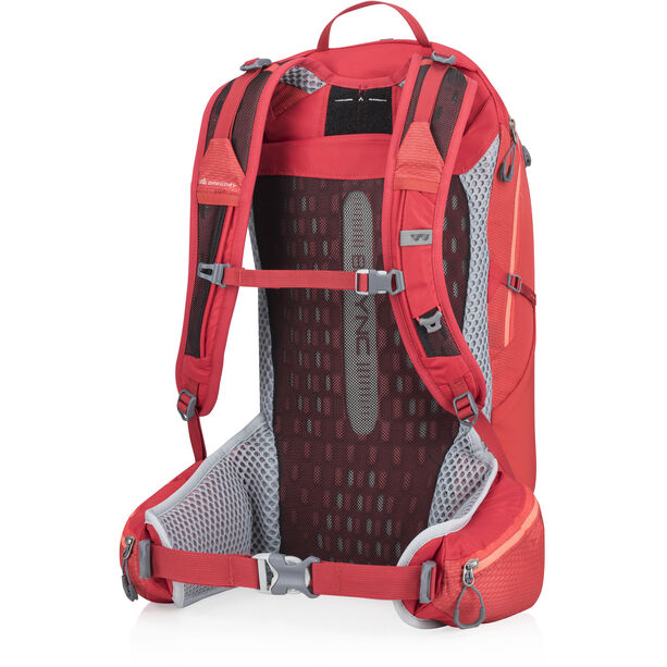 Gregory Maya 22 Backpack Dam poppy red