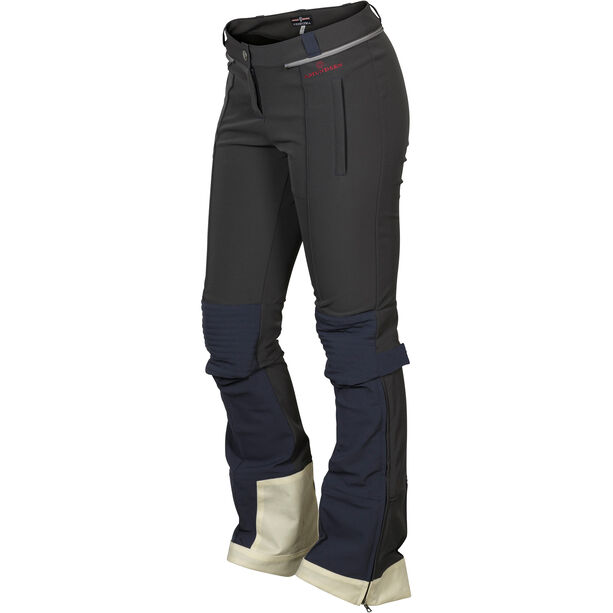 Amundsen Sports Fusion Split Pants Dam faded navy